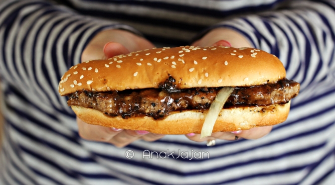 Prosperity Burger McDonald's