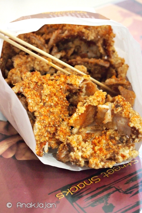 Original XXL Crispy Chicken IDR 30k