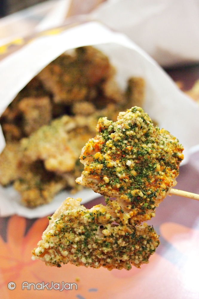 Seaweed XXL Crispy Chicken IDR 33k