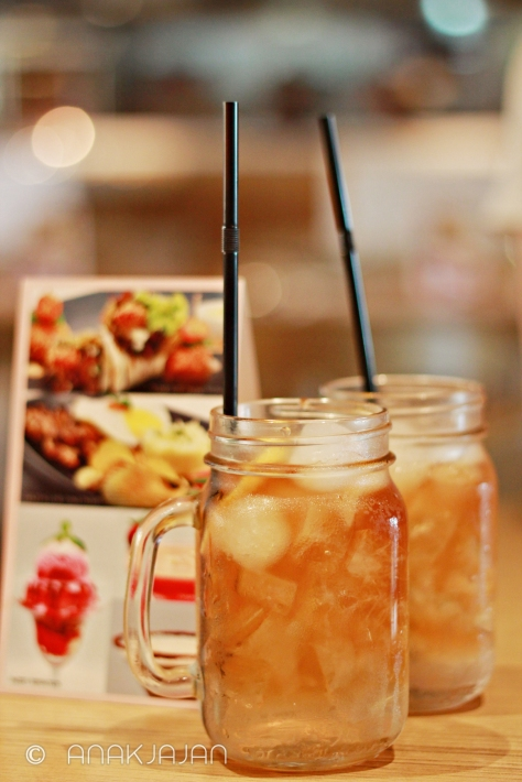 Ice Lemon Tea IDR 24k