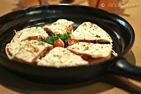 Spanish Omelette IDR 62k