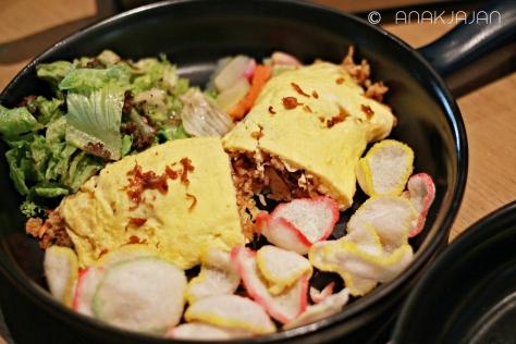 Indonesian Omelette IDR 42k