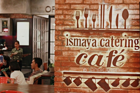 ismaya catering