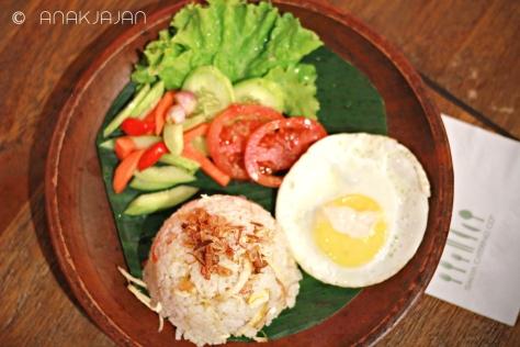 Nasi Goreng Kecombrang IDR 45k
