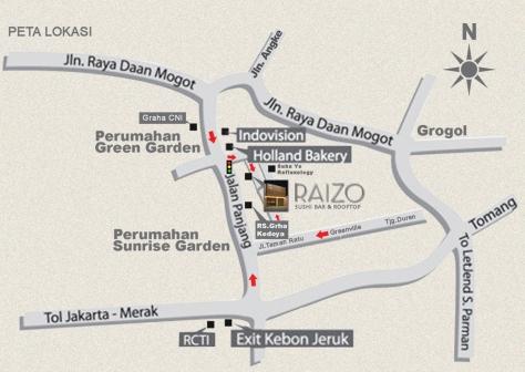 Peta Raizo