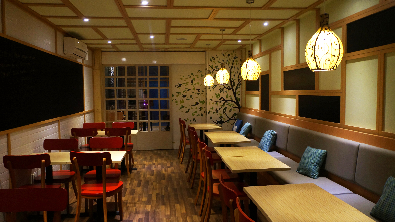 Raizo sushi bar rooftop anakjajan com for O bar private dining room