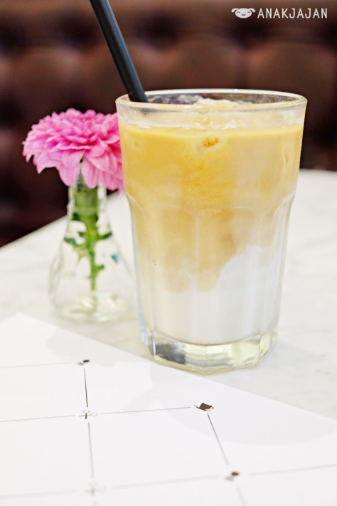 Iced Cappuccino IDR 32k