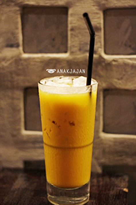 Thai Tea IDR 25k