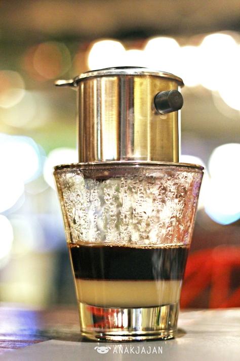 Vietnamese Coffee IDR 20k