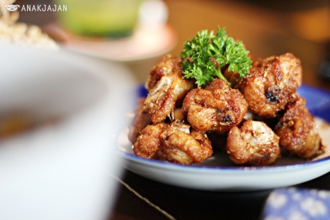 Chicken Karaage IDR 27k