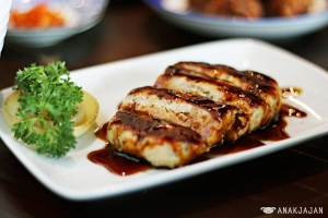 Hamburg Steak IDR 55k