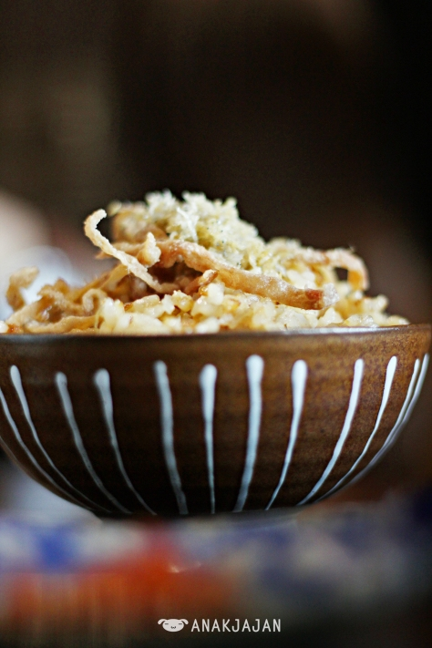 Jacko Garlic Rice IDR 45k