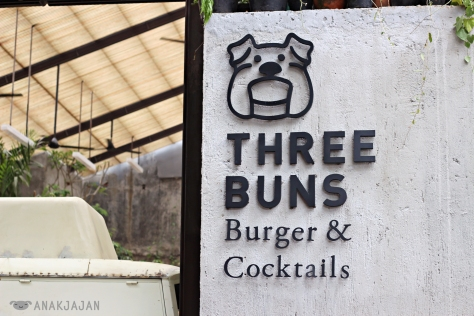 Three Buns Burger and Heads