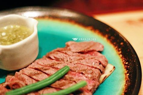 Wagyu Steak Salsa IDR 248k
