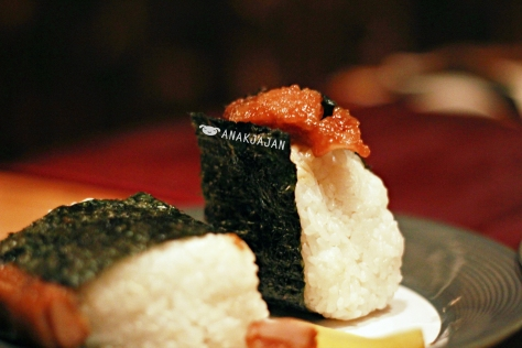 Chicken Teriyaki Onigiri IDR 25k (2pcs)