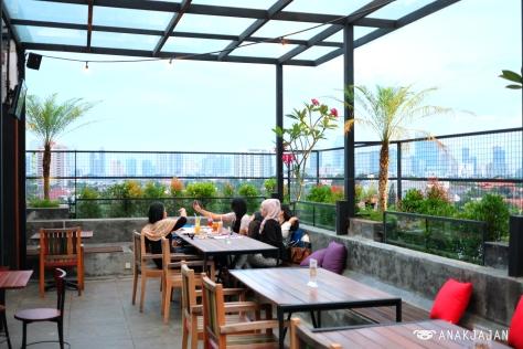 Rooftop - Sky Terrace