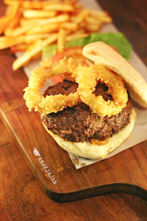Brother Baba Burger IDR 68k