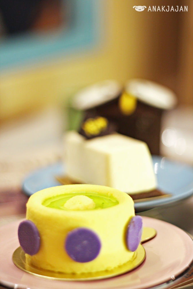 Mini Cakes starting from IDR 22k