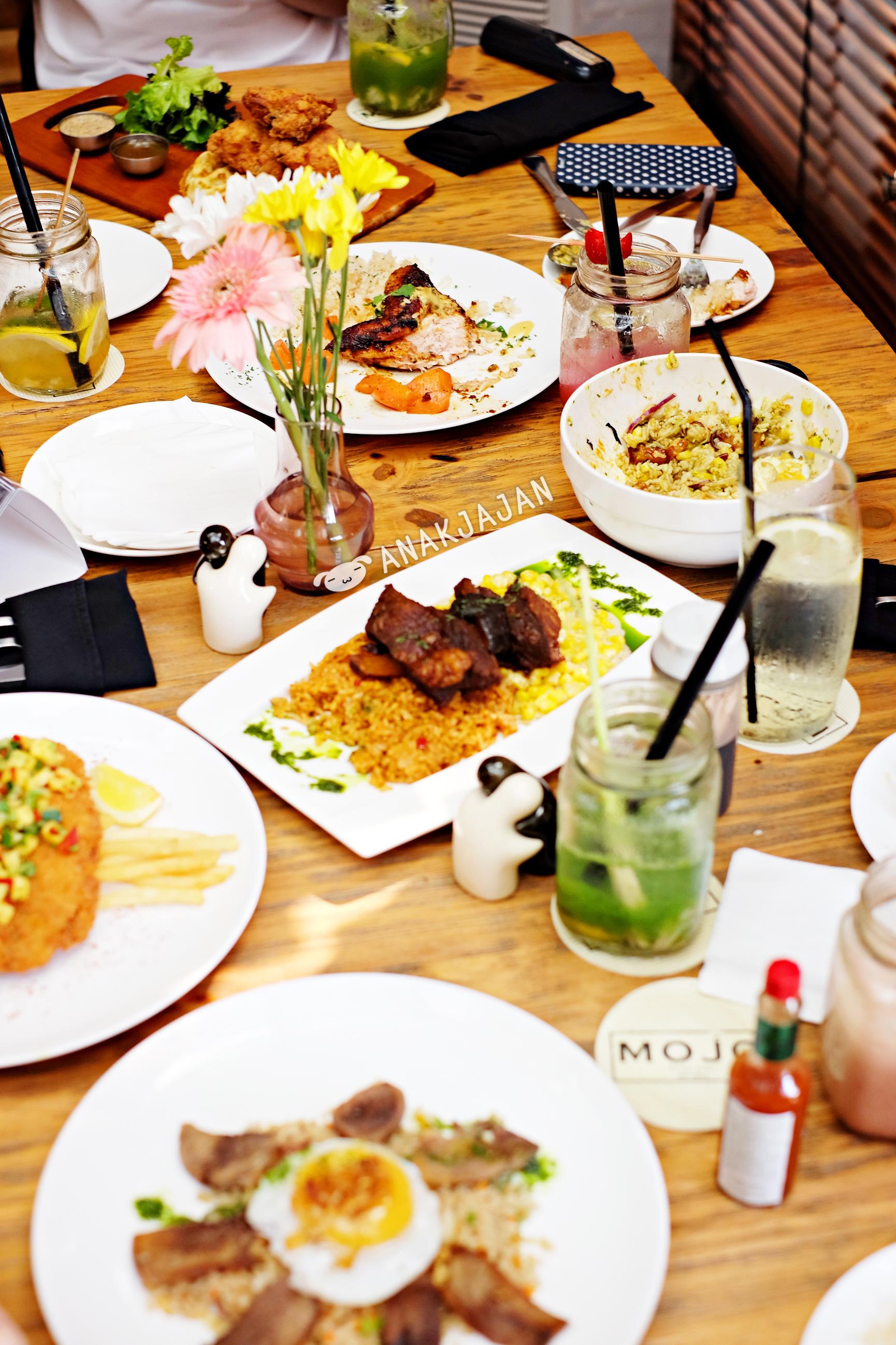 Mojo kitchen bar senopati jakarta anakjajan com for Mojo restaurant
