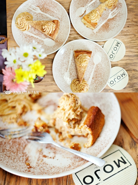 Peanut Butter Cheese Cake IDR 69k