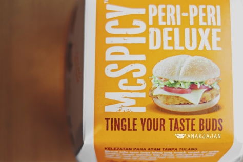 Mc Spicy Peri-Peri Deluxe