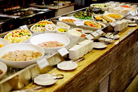 Bulgogi Bbq Restaurant Menu