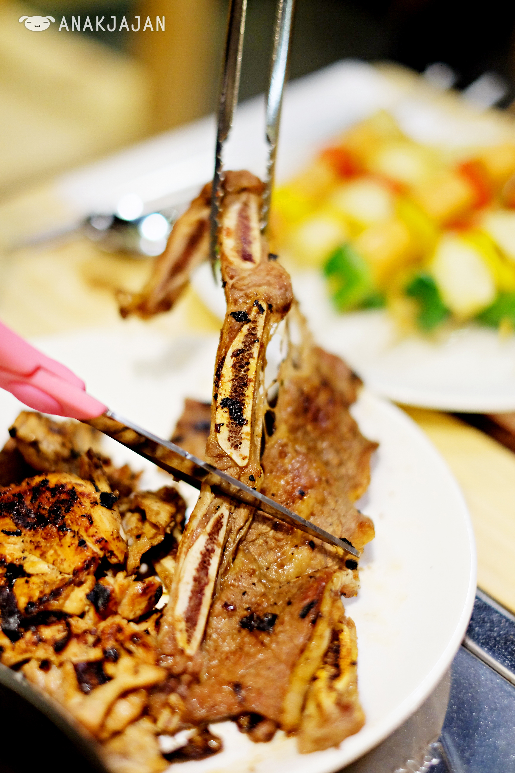 kogi korean grill menu