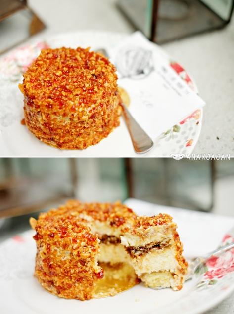 Coffee Cheese Praline IDR 32.5k
