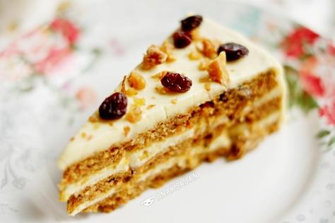 Carrot Cake IDR 29.5k
