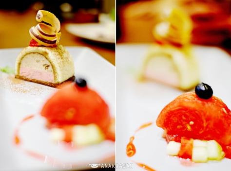 Banana and Strawberry Tiramisu IDR IDR 68k