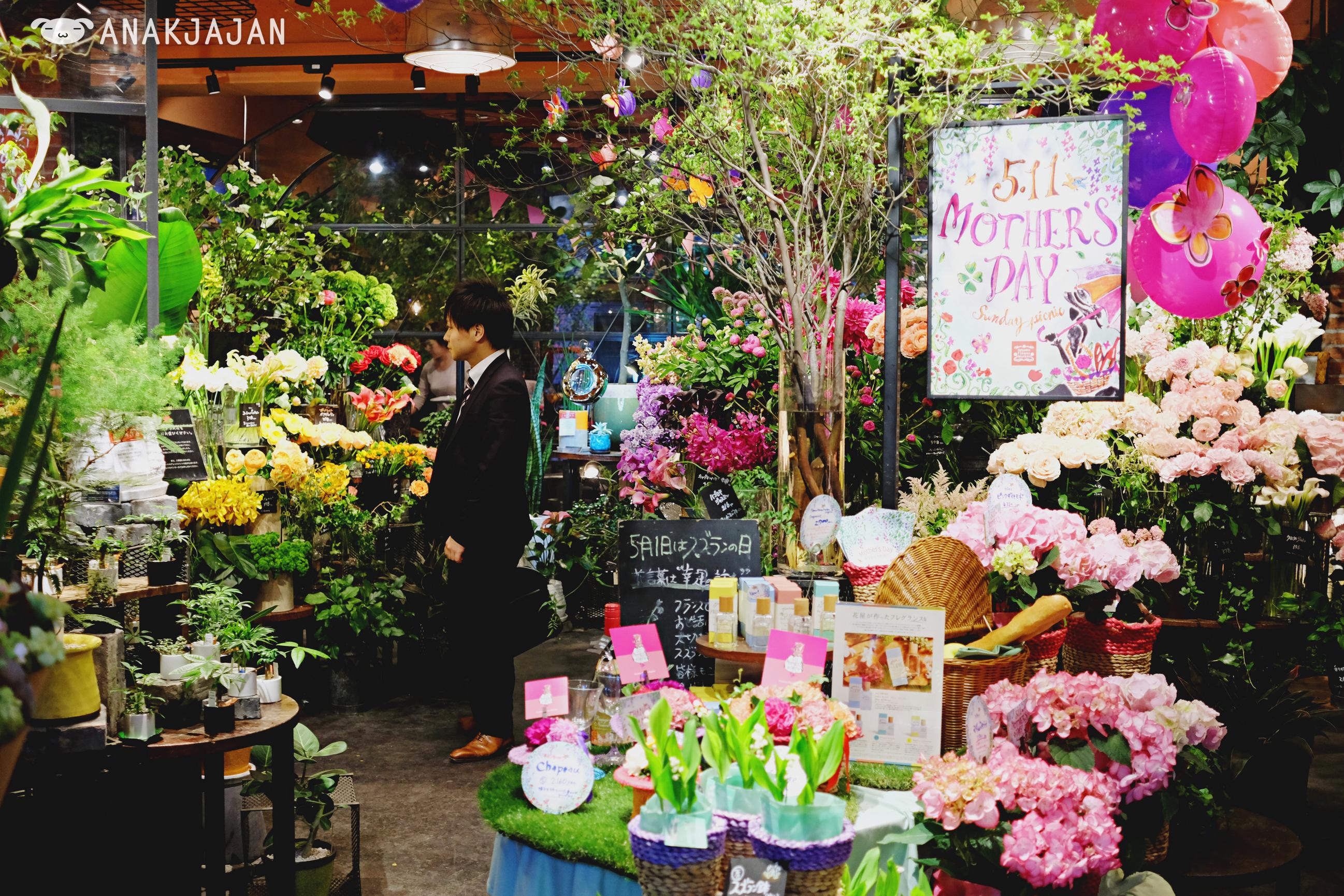 Flower Shop Restaurant Nyc