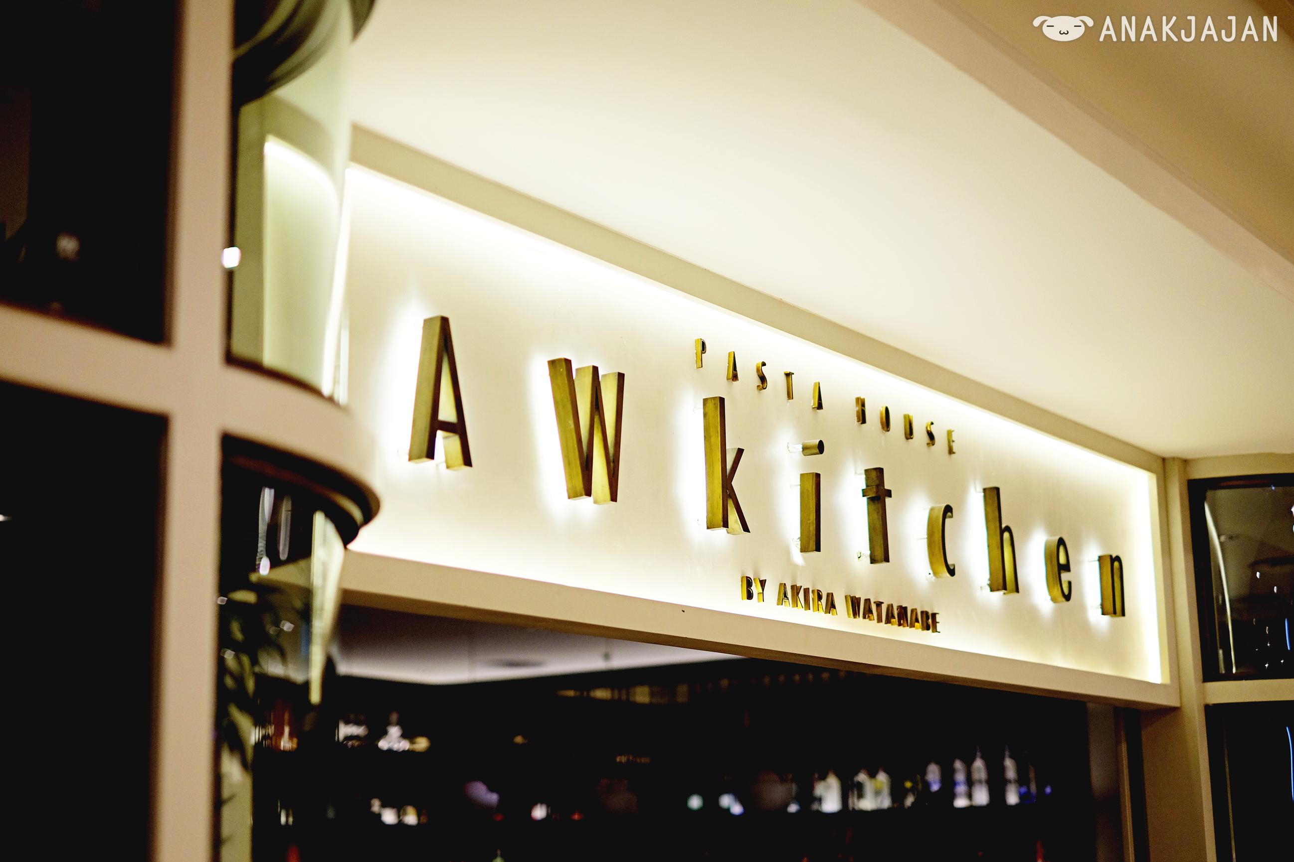AW Kitchen by Akira Watanabe | ANAKJAJAN.COM