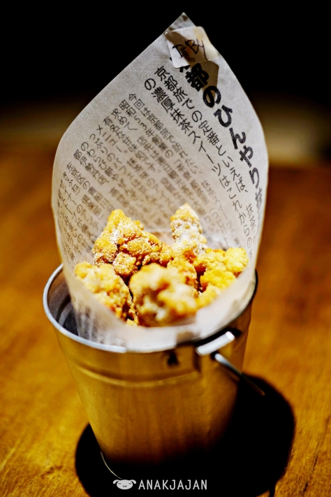 Popcorn Chicken IDR 29k