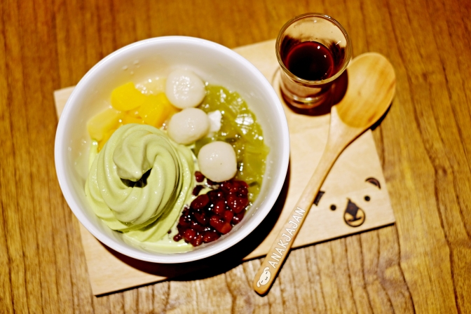 SHIROKUMA Japanese Dessert Cafe – PIK Jakarta