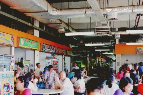 Food Center Area 2nd floor