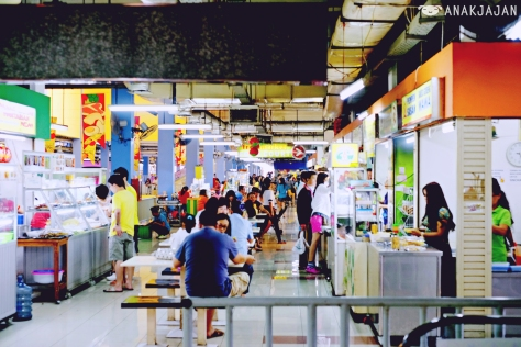 Food Center Area 2nd floor