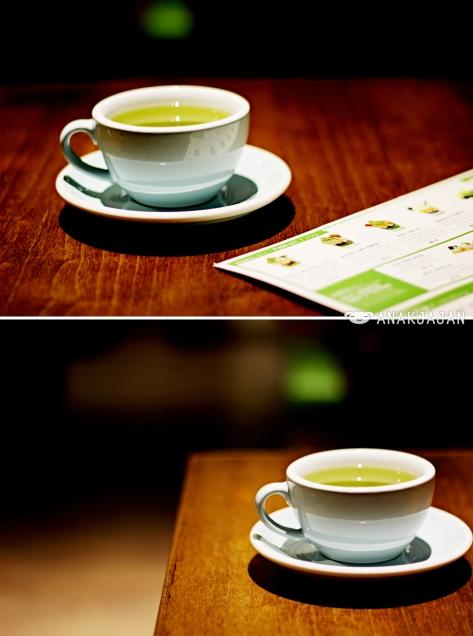 Matcha Tea IDR 15k