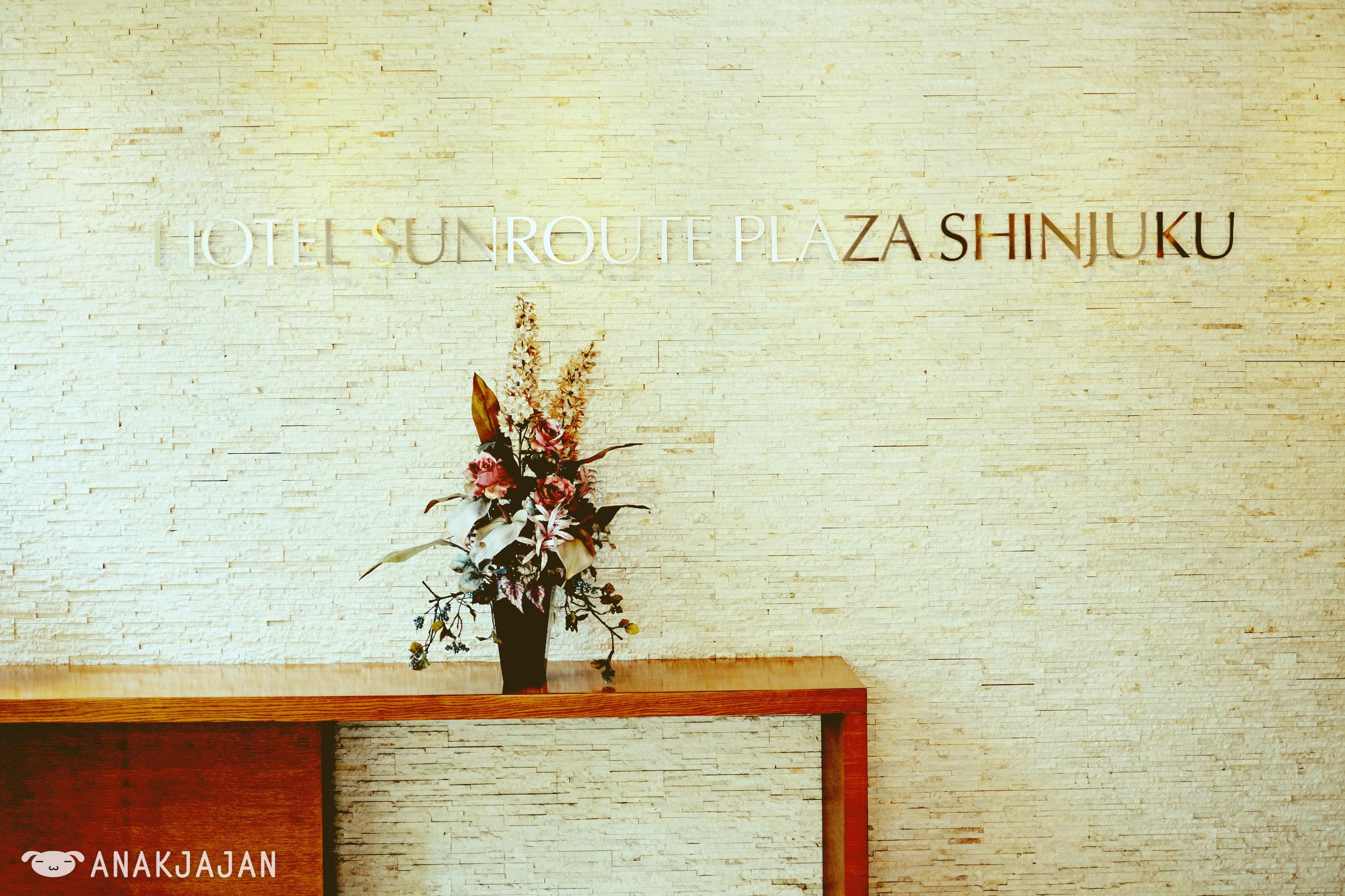 Hotel Sunroute Shinjuku Rooms