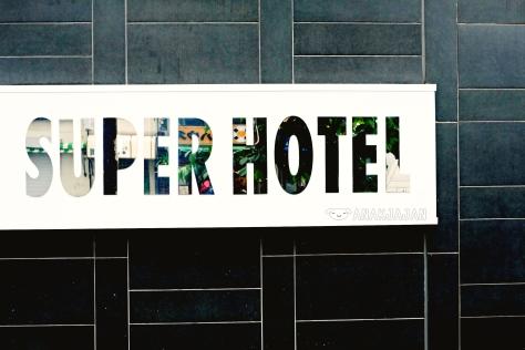 Super Hotel - Asakusa