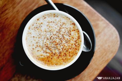 Creme Brulee Coffee IDR 40k