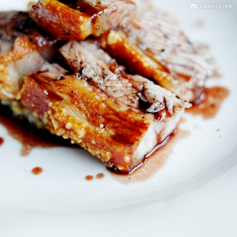 Crispy Pork Belly IDR 150k