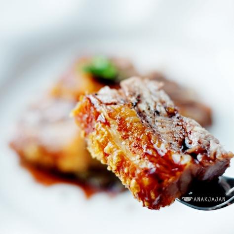 Crispy Pork Belly IDR 150k