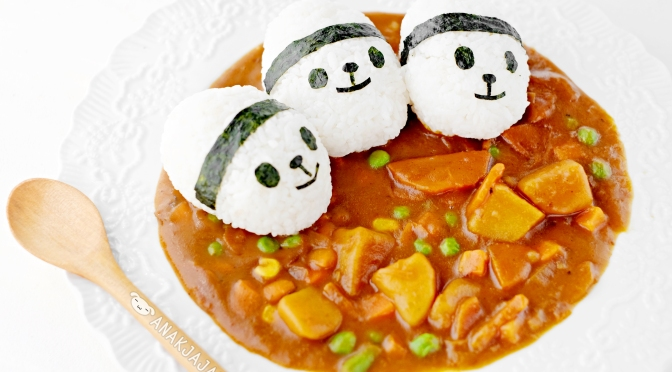 [RECIPE] Panda Japanese Curry Rice