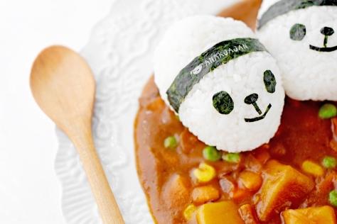 panda curry