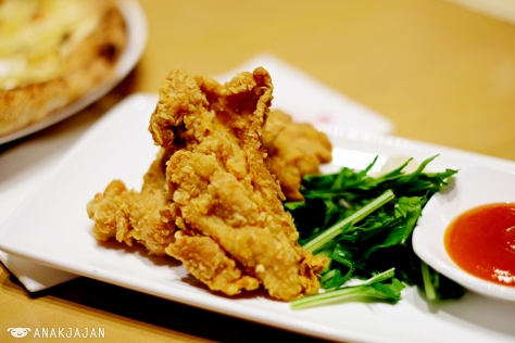 Chicken Karaage IDR 20k