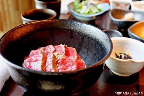 A5-rank Kurogewagyu-beef