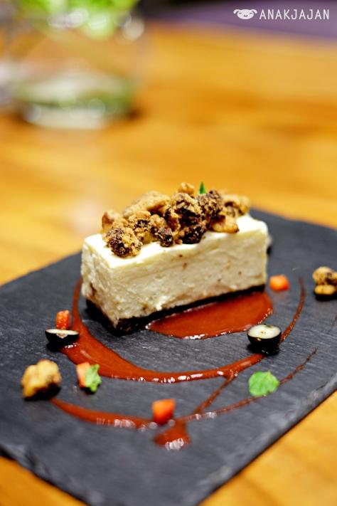 DoubleTree Cheesecake