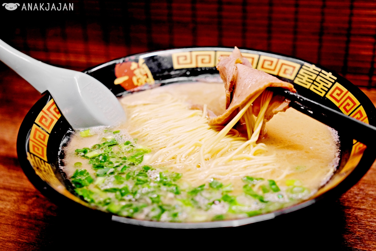 philippines ramen recipe in ANAKJAJAN.COM JAPAN] Ichiran  Ramen Tonkotsu Japan