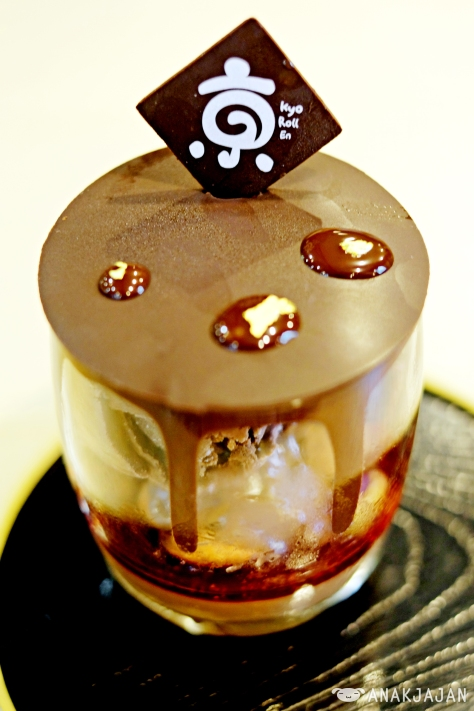 Chocolate Melt THB 159 (around IDR 58k)