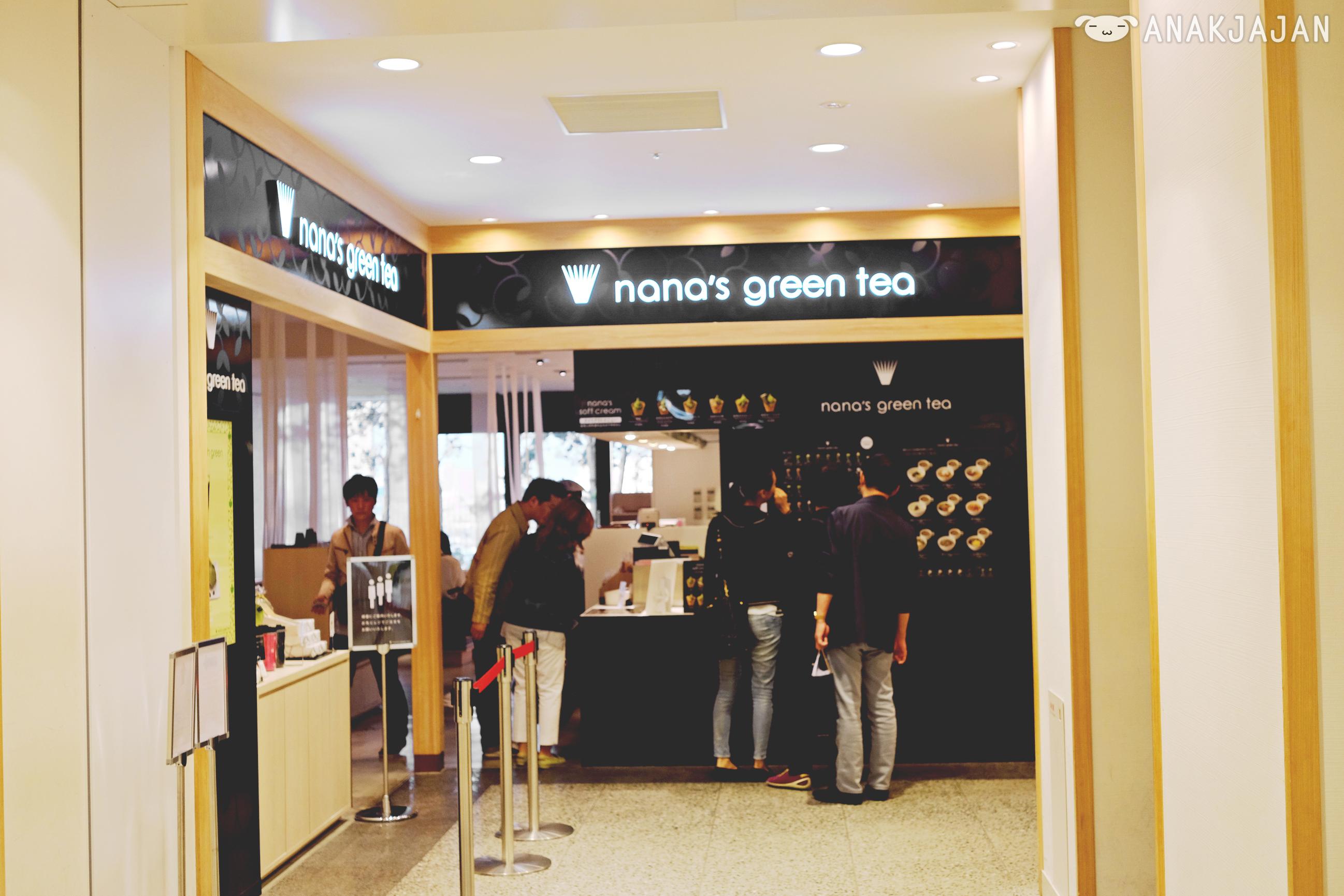 Nana S Cafe Blue Springs Menu